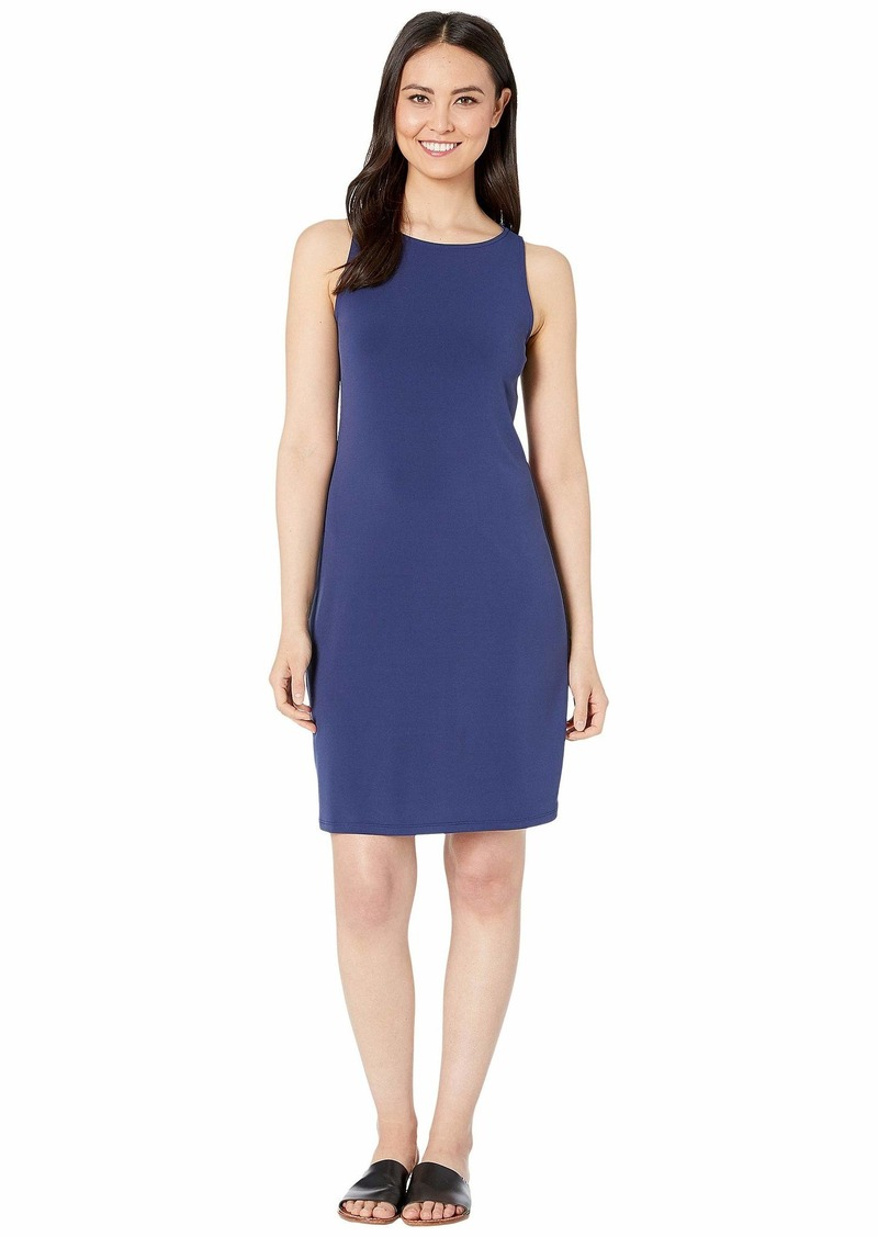 Tommy Bahama Matte Jersey Sleeveless Shift Dress