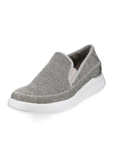 Tommy Bahama Men's Acklins Knit Platform Sneakers