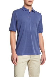 Tommy Bahama Men's All Square Core Polo