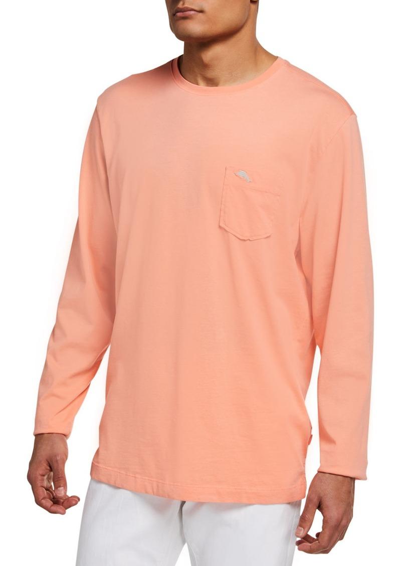 Tommy Bahama Men's Bali Skyline Long Sleeve T-Shirt