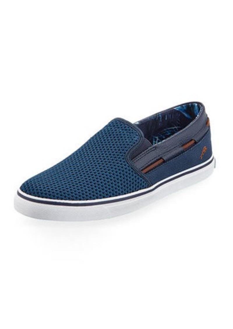 a73cbdba24c64 SALE! Tommy Bahama Men's Jaali Flat Sneakers