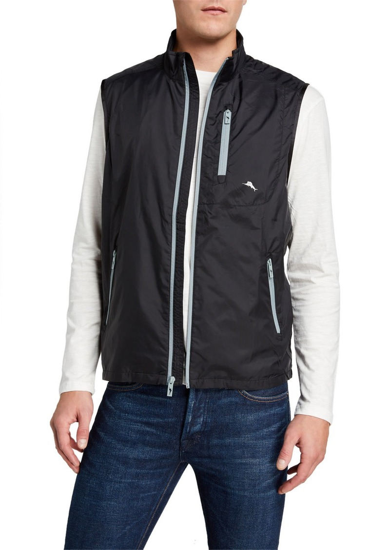 Tommy Bahama Men's Nine Iron Vest