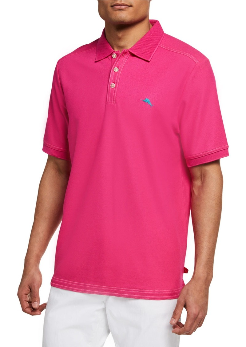 Tommy Bahama Men's The Emfielder Polo Shirt
