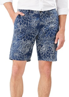 Men's Tommy Bahama Midnight Floral Shorts