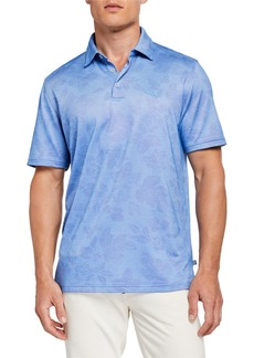 Tommy Bahama Men's Uptown Floral IslandZone® Polo Shirt