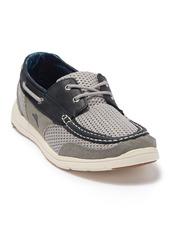Tommy Bahama Mesh Contrast Boat Shoe