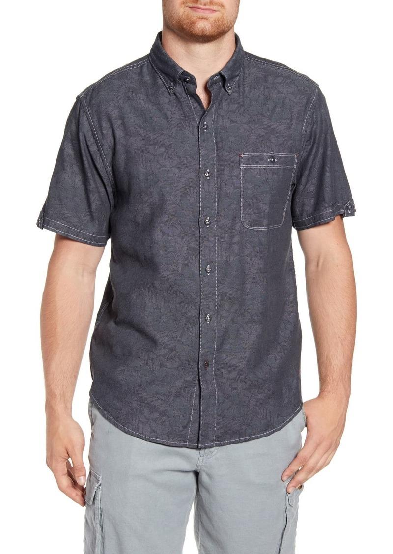 Tommy Bahama Moana Fronds Woven Shirt