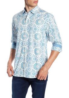 Tommy Bahama Mosaic Long Sleeve Shirt