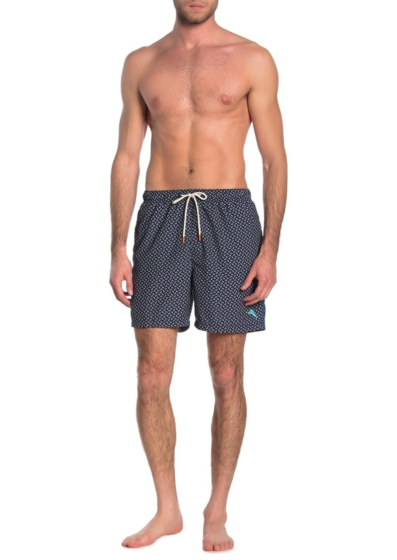 Tommy Bahama Naples A Fish Ionado Swim Trunks