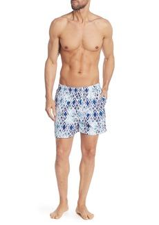 Tommy Bahama Naples Bay Diamond Geometric Swim Short