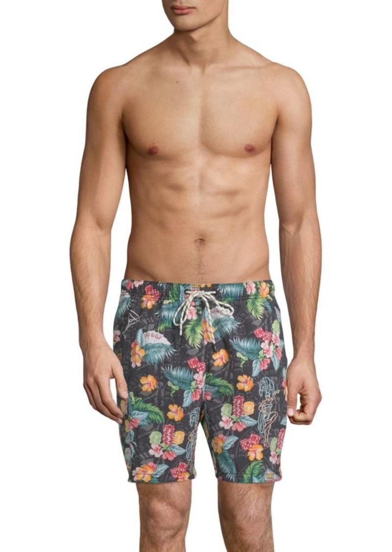 530361484c Tommy Bahama Naples Poker Days Swim Shorts | Swimwear