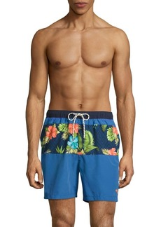 Tommy Bahama Naples Trikala Striped Swim Shorts