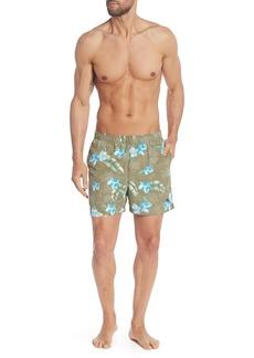 Tommy Bahama Naples Viejo Patterned Swim Shorts