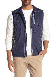 Tommy Bahama Nine Iron Water-Repellent Vest