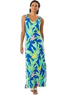 Tommy Bahama Nirvana Night Sleeveless Maxi Dress