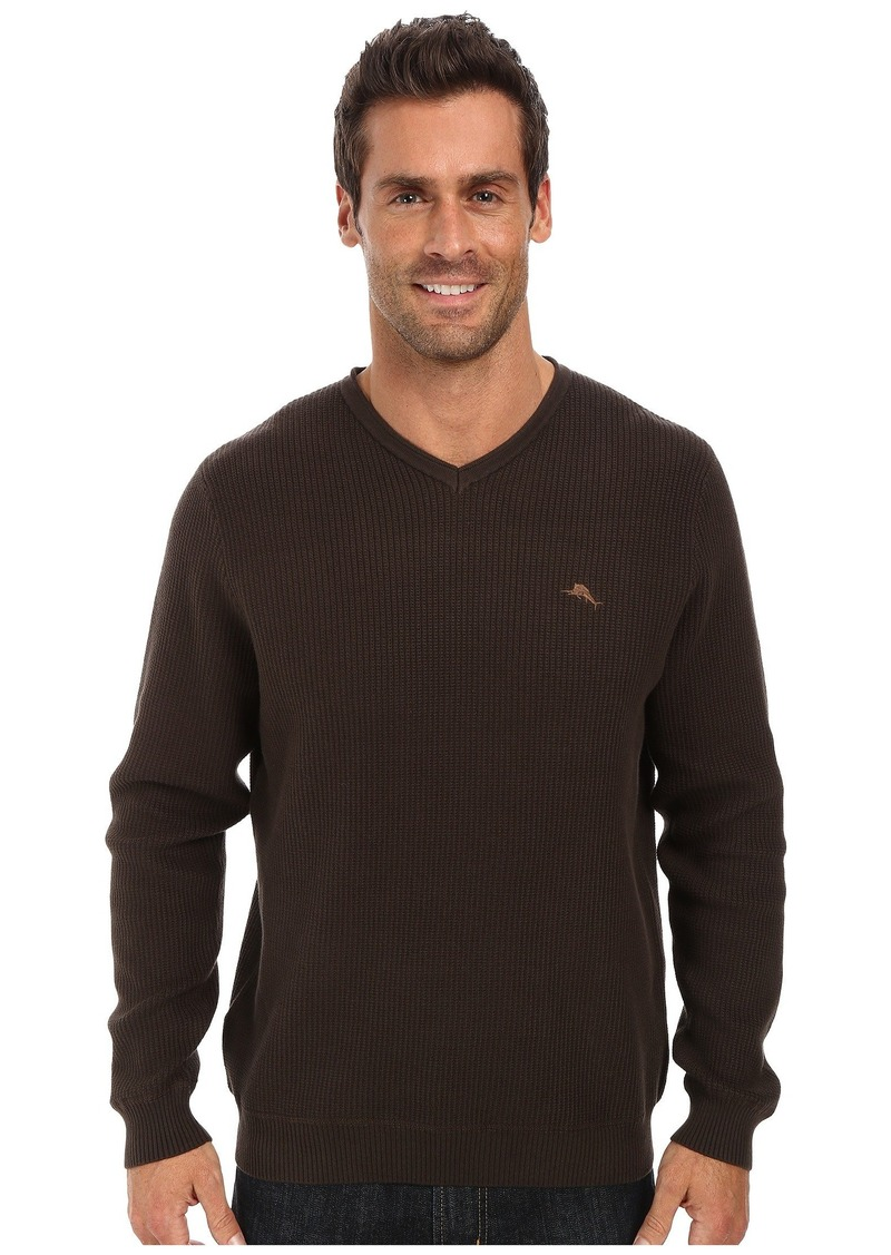 Tommy Bahama Ocean Avenue V-Neck Sweater
