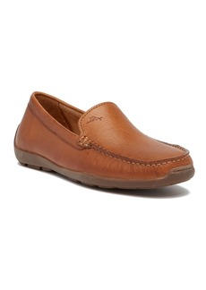 Tommy Bahama Orion Pebbled Leather Loafer