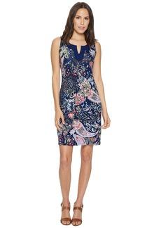 Tommy Bahama Paisley Promenade Short Dress