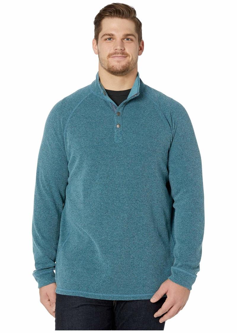 Tommy Bahama Palm Canyon Flip 1/4 Snap Sweater