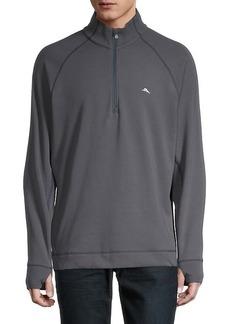 Tommy Bahama Palm Harbor Quater-Zip Sweatshirt