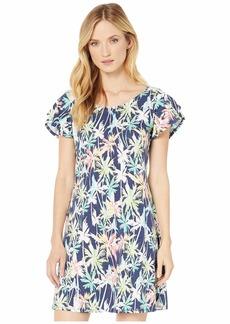 Tommy Bahama Palm Lights T-Shirt Dress