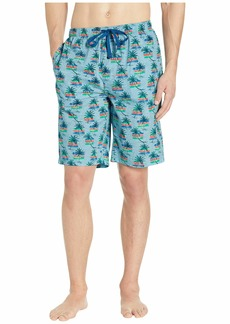 Tommy Bahama Palm Trees Woven Jam