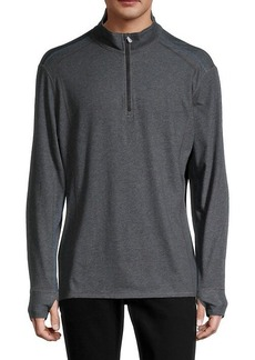 Tommy Bahama Palm Valley Quarter-Zip Sweater