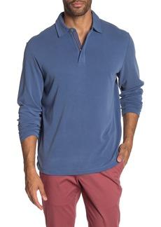 Tommy Bahama Paradise Sport Long Sleeve Zip Polo