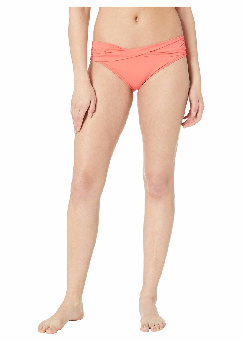 Tommy Bahama Pearl High-Waist Twist Front Pant