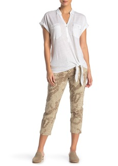 Tommy Bahama Peeky Fronds Cropped Pants