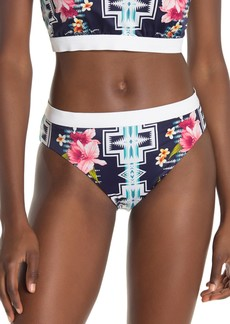Tommy Bahama Pendleton High Waist Bikini Bottoms