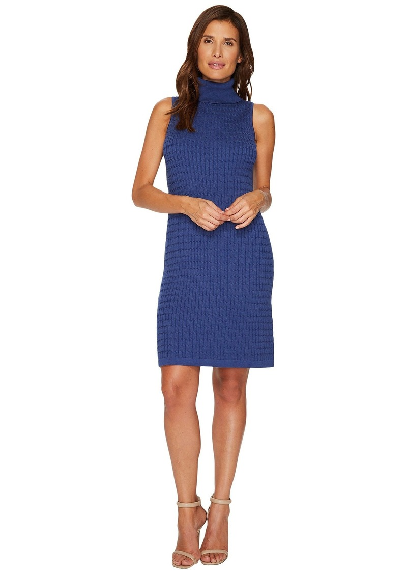 a8518c6db0 SALE! Tommy Bahama Pickford Sleeveless Turtleneck Dress