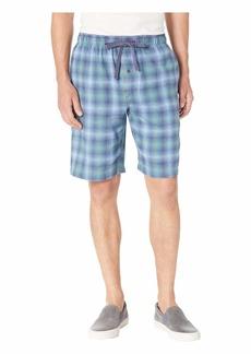 Tommy Bahama Plaid Flannel Jam Shorts
