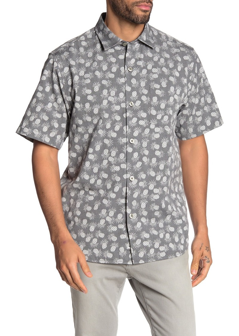 Tommy Bahama Positano Pineapples Button Down Shirt