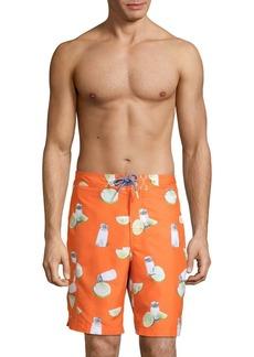 Tommy Bahama Printed Swim Shorts