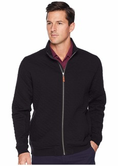 Tommy Bahama Quilt Trip Zip Jacket