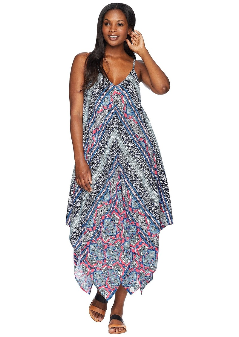 983f95d236 Tommy Bahama Riviera Tile Scarf Dress Cover-Up