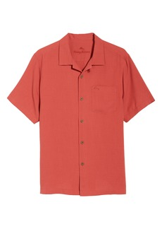 Tommy Bahama Royal Bermuda Silk Blend Camp Shirt