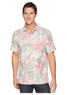 Tommy Bahama San Juan Fronds IslandZone Camp Shirt