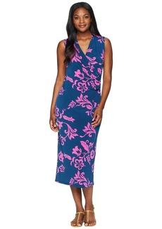 Tommy Bahama San Lucia Wrap Midi Dress