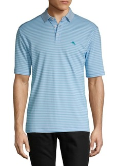 Tommy Bahama Seville Striped Polo Shirt