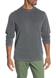Tommy Bahama Shoreline Surf Crew Neck Long Sleeve T-Shirt