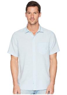 Tommy Bahama Short Sleeve Lanai Tides Linen Shirt