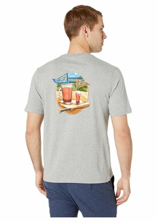 Tommy Bahama Short Sleeve Pitcher Catcher Tee