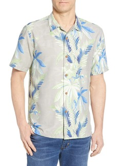 Tommy Bahama Sistine Vines Classic Fit Silk Blend Camp Shirt