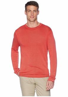 Tommy Bahama South Shore Flip Crew Neck Sweater