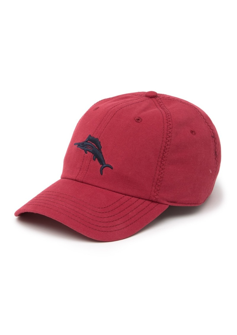 Tommy Bahama Stitched Marlin Cap