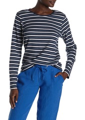 Tommy Bahama Stripe Is Right Long-Sleeve T-Shirt