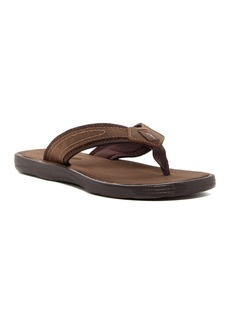 Tommy Bahama Sumatraa Leather Flip Flop