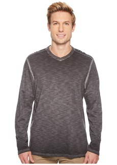 Tommy Bahama Suncoast Shores V-Neck Long Sleeve Shirt